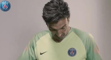OFICIAL: Gianluigi Buffon es nuevo jugador del PSG
