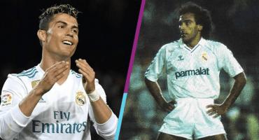 El récord de Hugo Sánchez que Cristiano no pudo romper en el Madrid