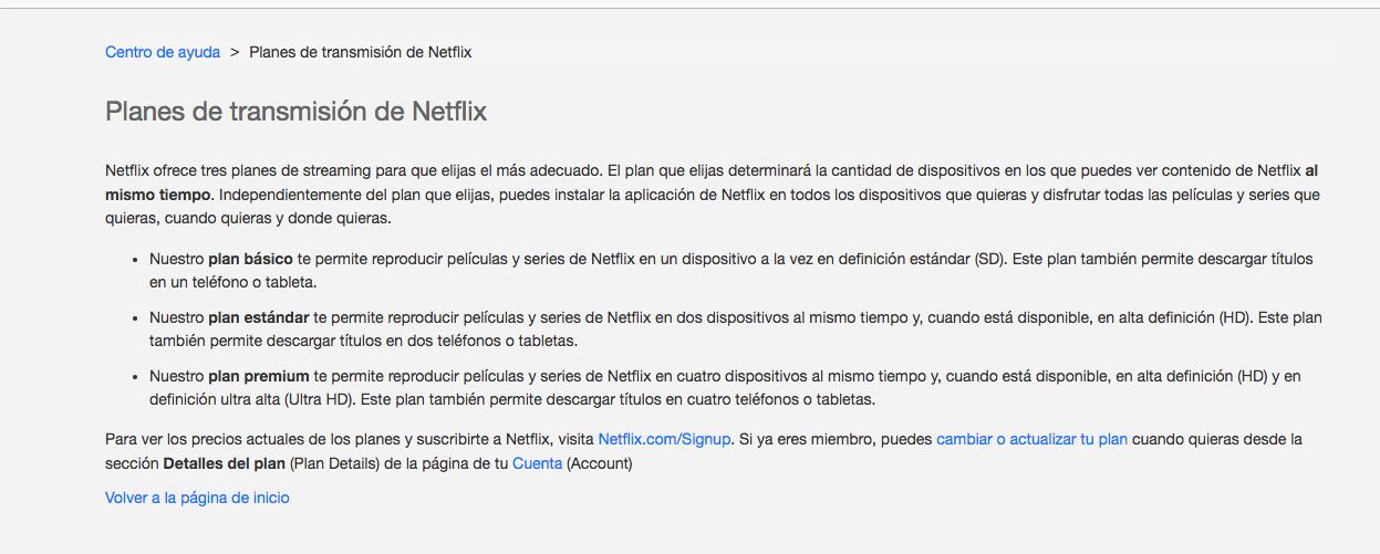 ¿Cierto o falso? ¿Realmente Netflix subirá sus precios?