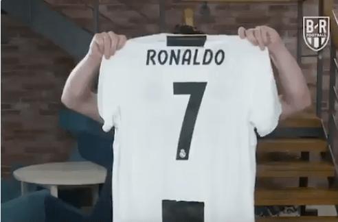 Tutorial: ¿Cómo puedo convertir mi playera del Real Madrid en la de Juventus?