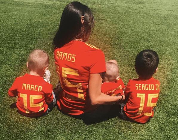 ¡Le dieron el sí! Sergio Ramos se casará con su novia Pilar Rubio