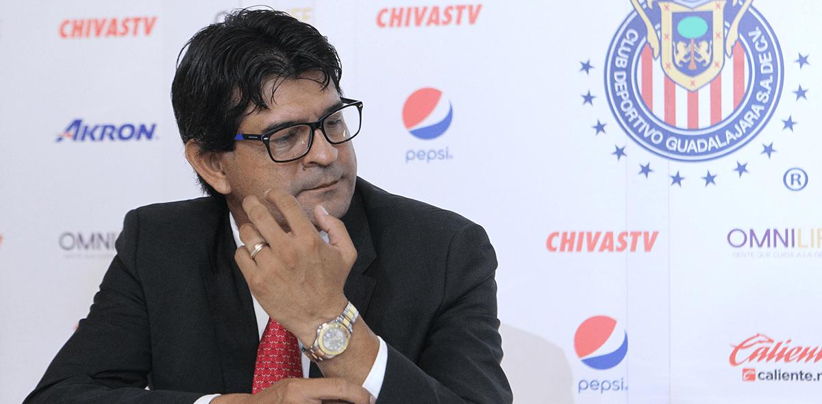 José Cardozo llamó 'saco de billetes' a Cruz Azul