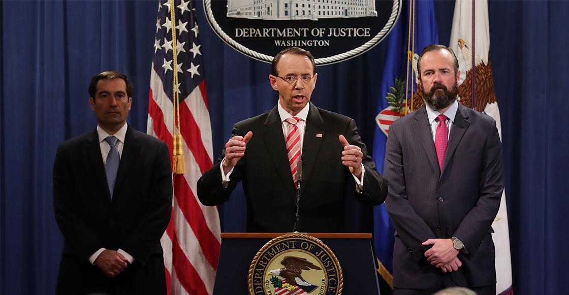 12 agentes rusos en la mira por el 'Rusiagate' en Estados Unidos