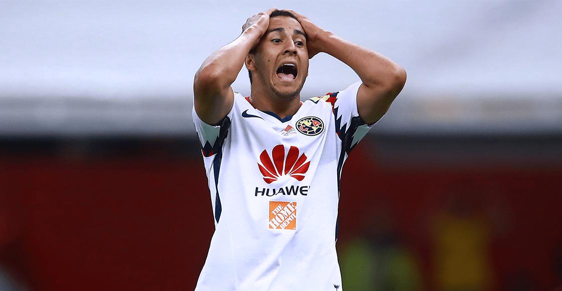 Cecilio Domínguez sufre fractura en amistoso - Deportes