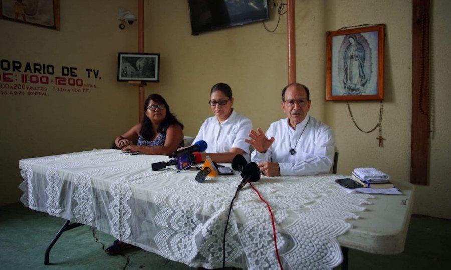 Conferencia Alejandro Solalinde