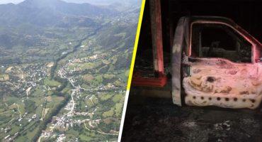 Enfrentamiento en Yautepec, Oaxaca, deja al menos 13 muertos