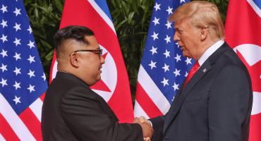 Hasta la total desnuclearización, sanciones contra Corea del Norte se levantarán: Pompeo