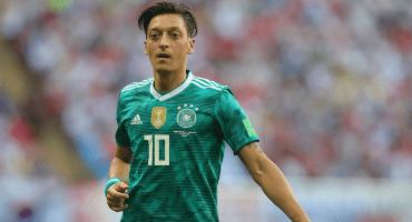 ¡Ya hubo respuesta! DFB contesta a Mesut Özil por acusaciones de racismo