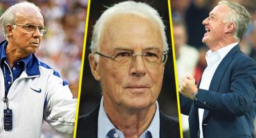 Deschamps: Campeón como jugador y entrenador de un Mundial