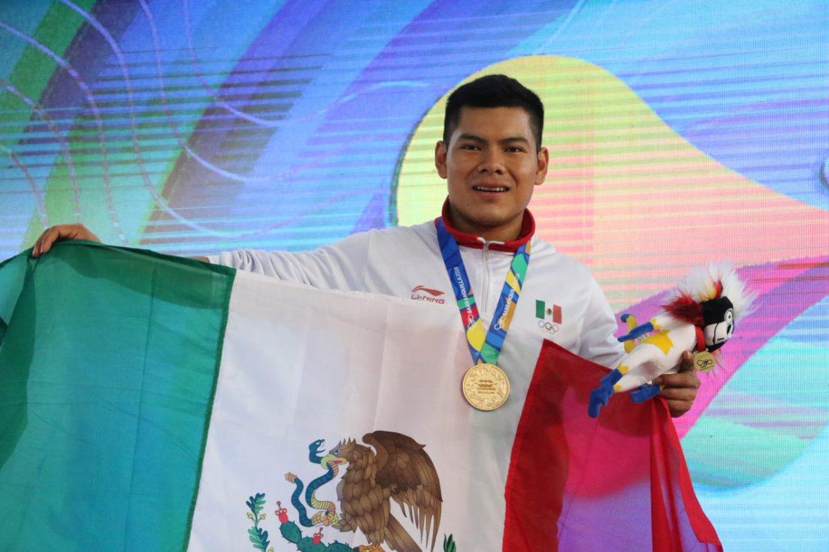 Estas son todas las medallas que México ha ganado en Barranquilla 2018