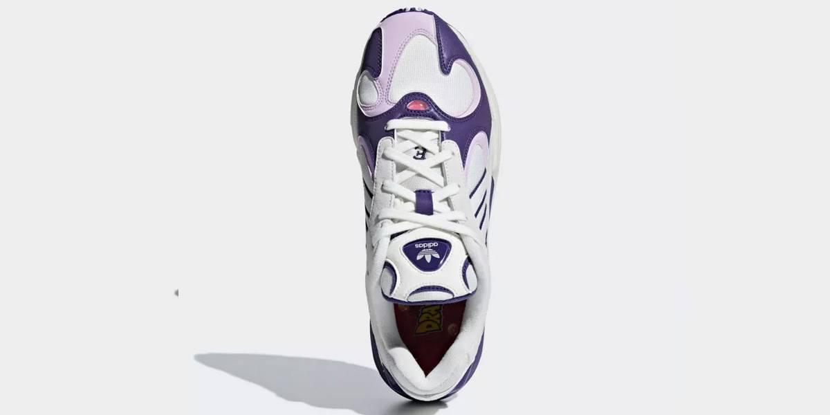 Adidas lanza línea de Dragon Ball