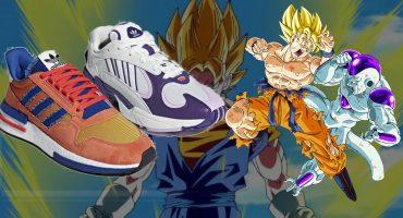 ¡A romper el cochinito! Ya salieron los Adidas de Dragon Ball Z