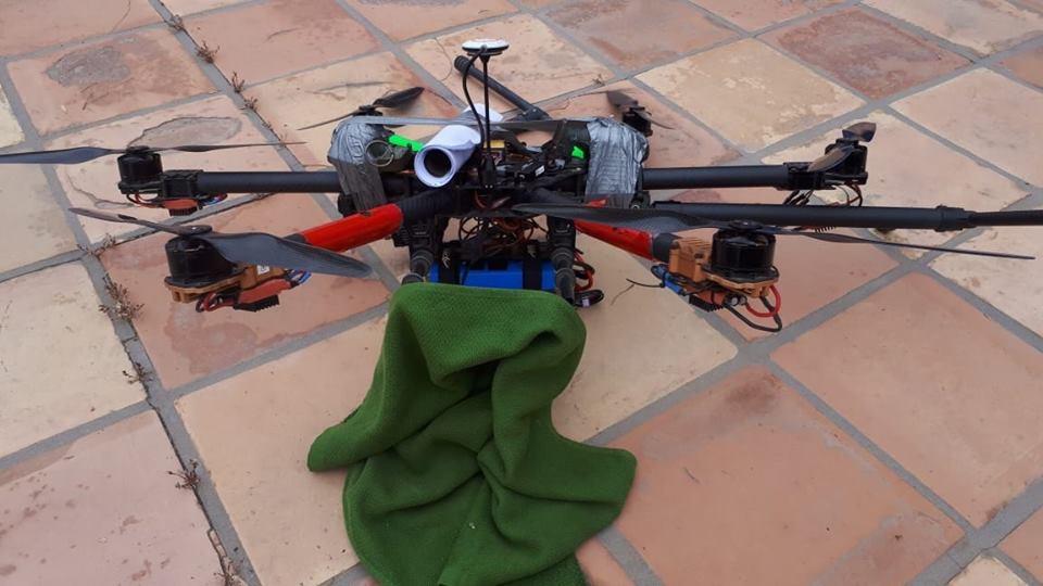 Dron Baja California