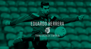 ¡De vuelta! Eduardo Herrera dejó al Rangers y volvió a Santos