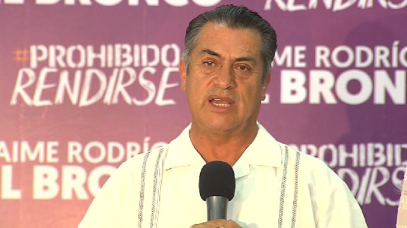 El Bronco reconoce que AMLO ganó elección