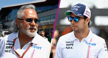 Acusan a Checo por orquestar el desplome de Force India y él responde en Twitter