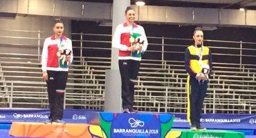 México hace el 1-2-3 en gimnasia, pero está prohibido ocupar todo el podio