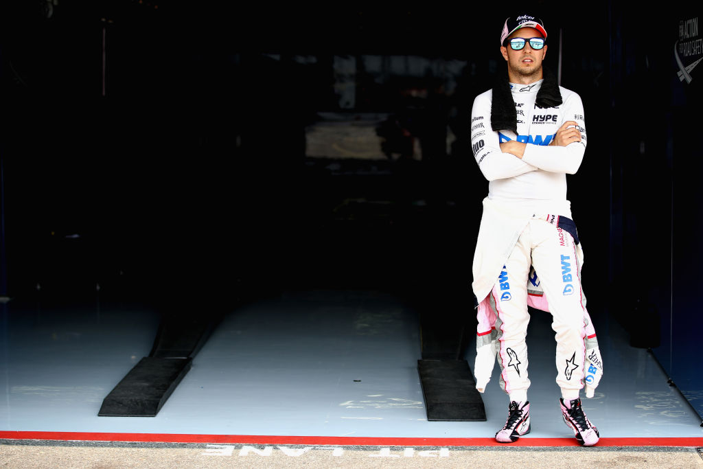 Force India y 'Checo' Pérez están en bancarrota por fraude