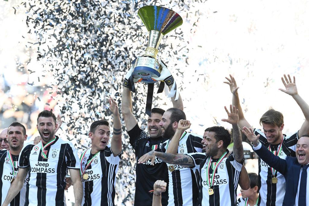 La Juventus de Turín se despidió de Gianluigi Buffon con triste video