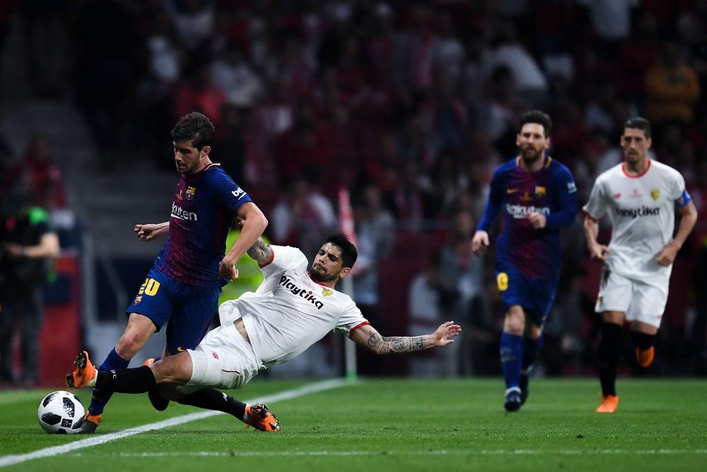 Se ha hecho oficial que la Supercopa de España se jugará a un sólo partido