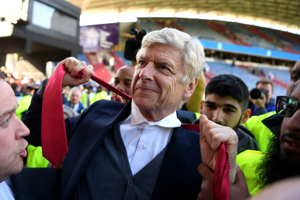 """Arsene Wenger: """"Mi peor error fue permanecer 22 años en el Arsenal"""""""