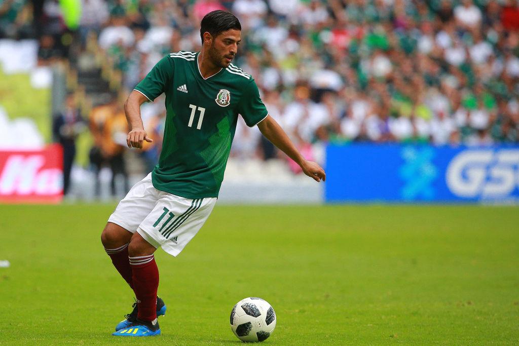 Carlos Vela pone en duda su continuidad con la Selección Mexicana
