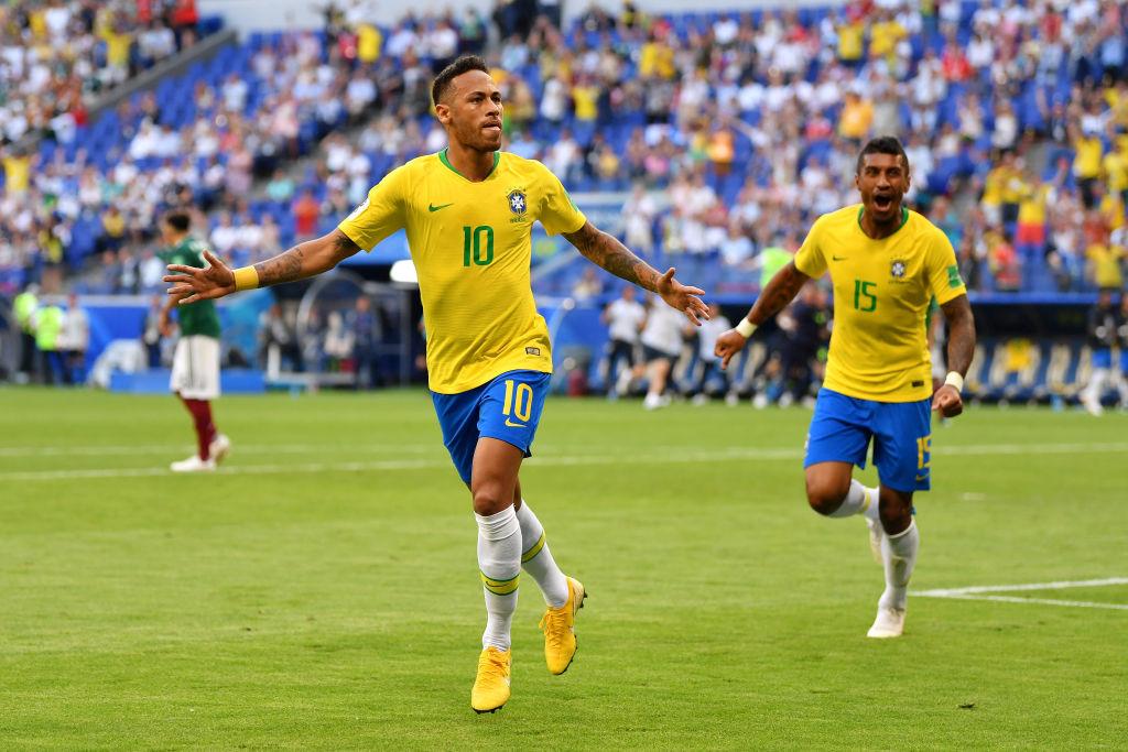 Brasil vs Bélgica, partido de Cuartos de Final totalmente en vivo