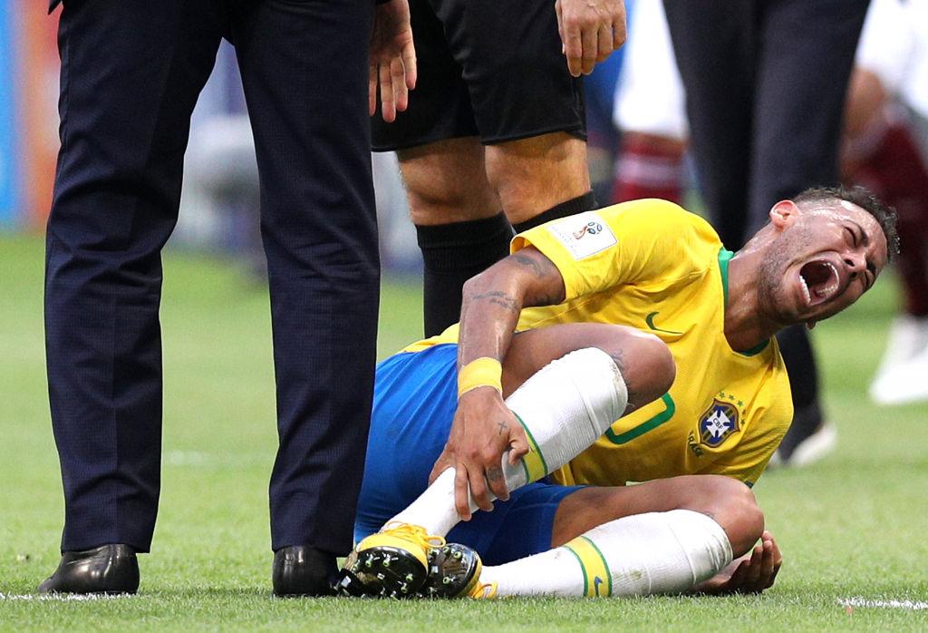 KFC saca comercial haciendo burla a las caídas de Neymar