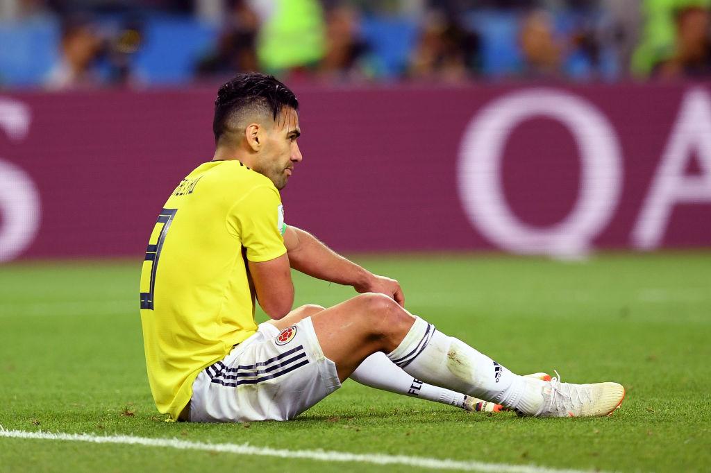 Aficionados colombianos recibieron a la Selección de Colombia