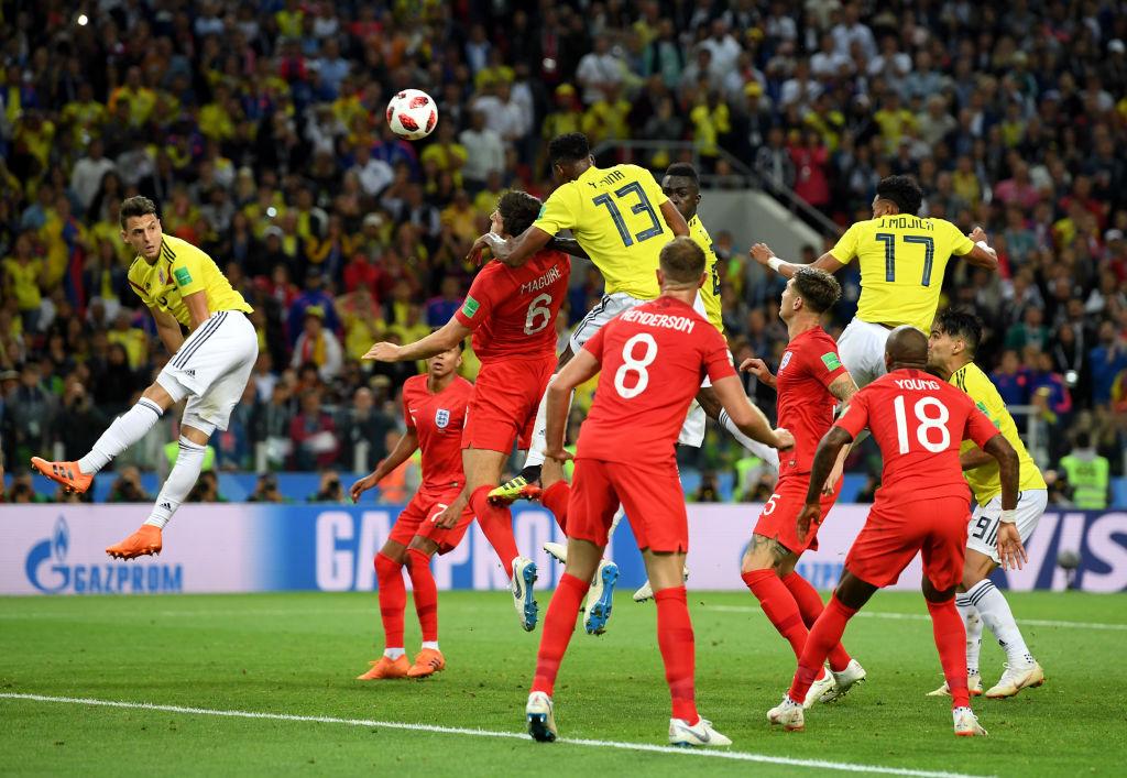 Colombia no le puede ganar a Inglaterra a lo largo de toda su historia