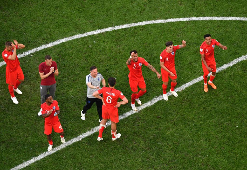 Las 4 coincidencias que indican que Inglaterra será Campeón de Mundo