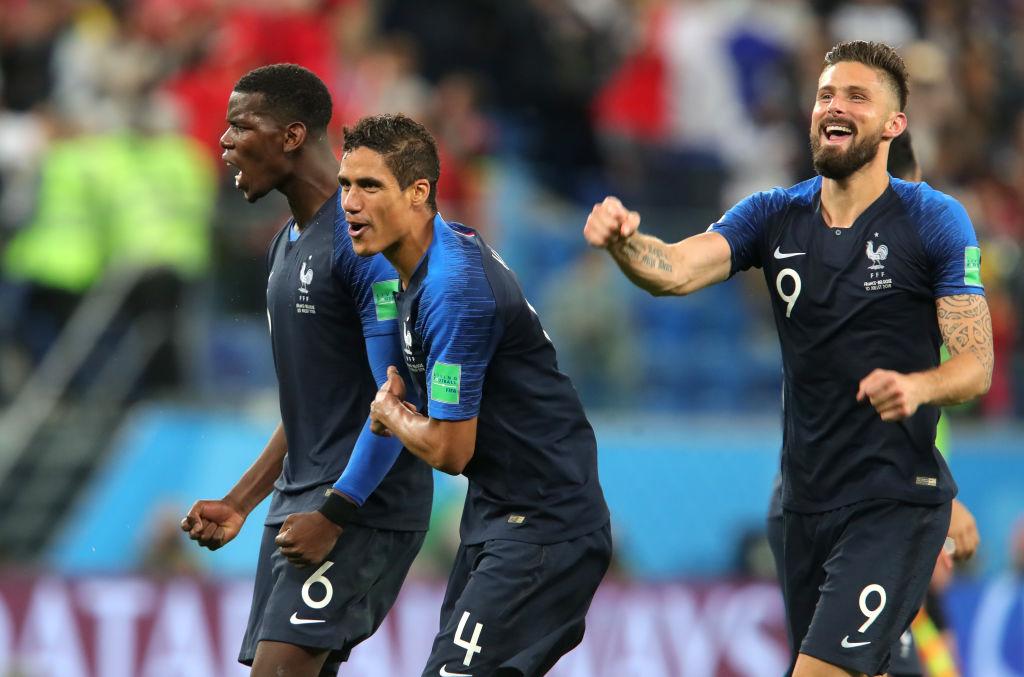 Filtran la playera de Francia por si es Campeón del Mundo