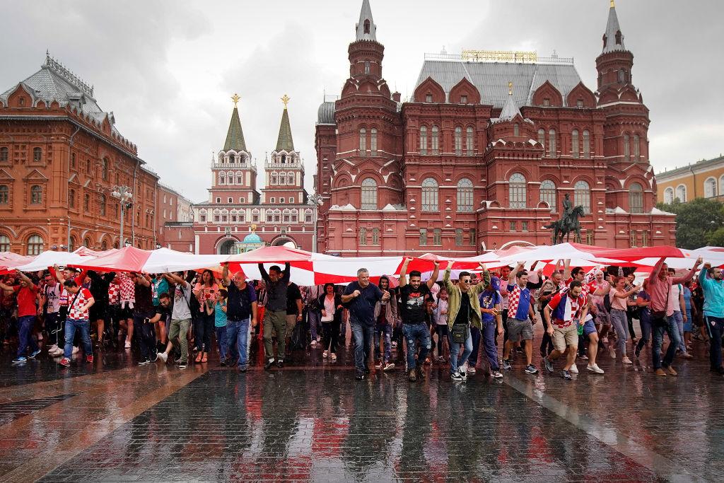 La reventa de boletos para la Final de Rusia 2018 alcanza los miles de dólares