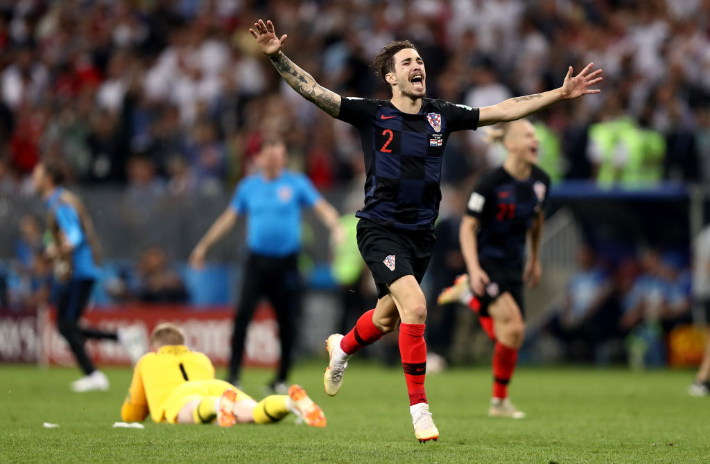 Croacia accede a la Final de Rusia 2018 jugando 108 minutos de más