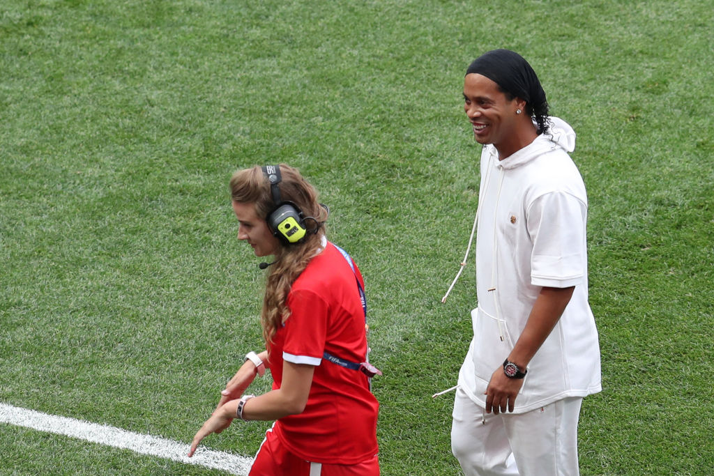 Will Smith, Nicky Jam y Ronaldinho, así estuvo la ceremonia de clausura de Rusia 2018