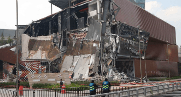 Riobóo se lava las manos y se deslinda del colapso de Plaza Artz Pedregal
