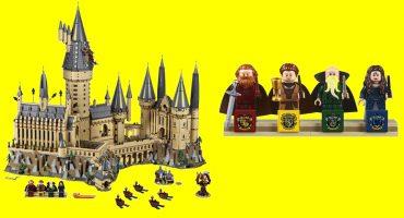 Exclusivo para fans: LEGO lanza el Castillo de Hogwarts de Harry Potter