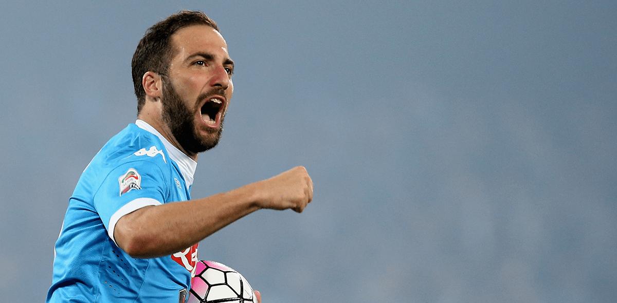 ¡'Pipita blue'! Habría acuerdo entre Juventus y Chelsea por Higuaín
