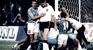 Hace 28 años que Inglaterra jugaba unas Semifinales, Croacia no existía
