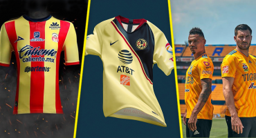 Todas las playeras de la Liga MX para el Apertura 2018