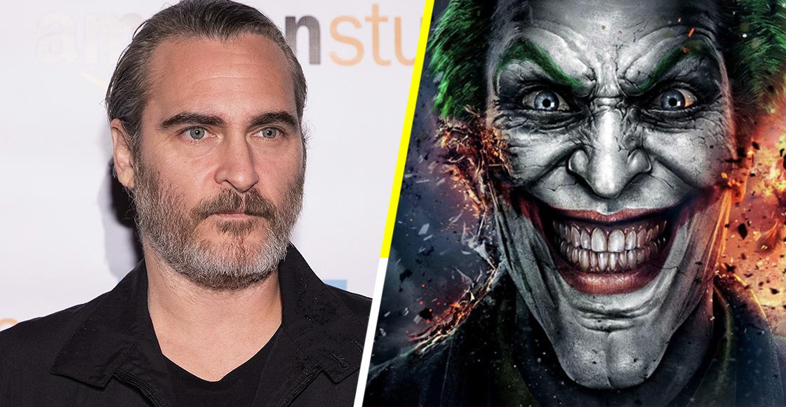 Ahora Si El Actor Joaquin Phoenix Sera The Joker