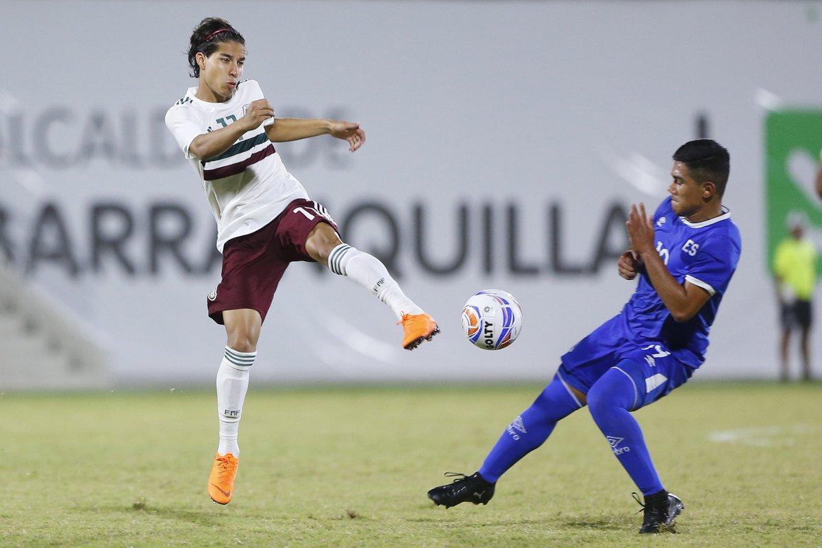 Selección Mexicana Sub 21