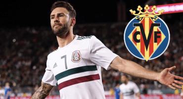 Miguel Layún es nuevo jugador del Villarreal