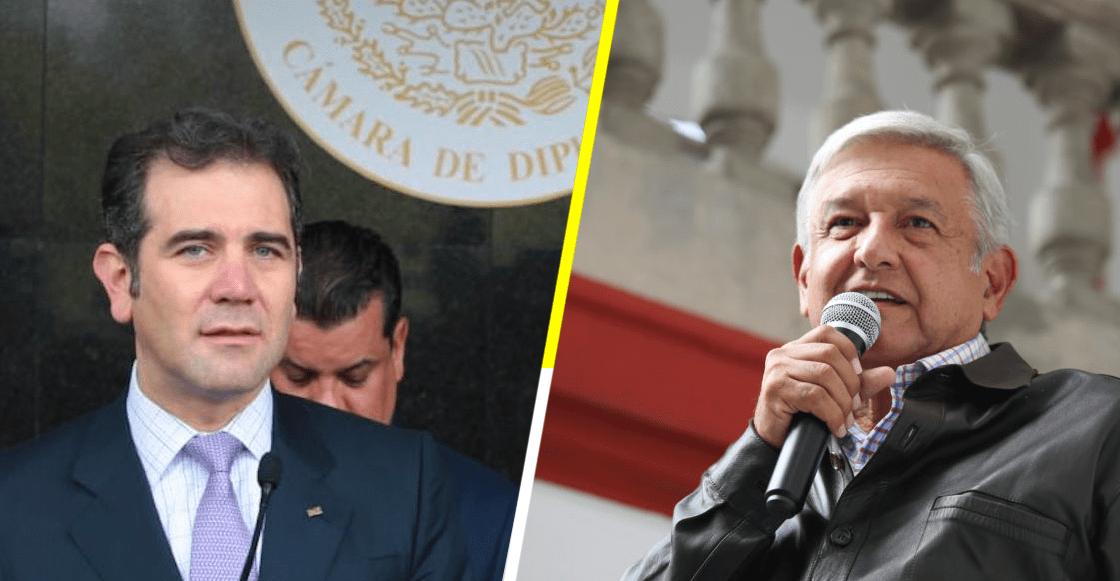 Lorenzo Córdova AMLO plan de austeridad