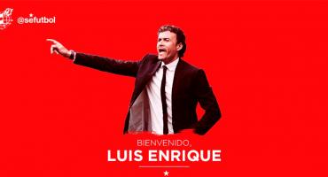OFICIAL: Luis Enrique es nuevo técnico de España