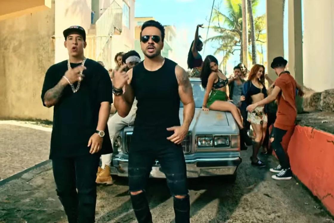'Despacito' y 'Gasolina' entre las mejores canciones del siglo XXI