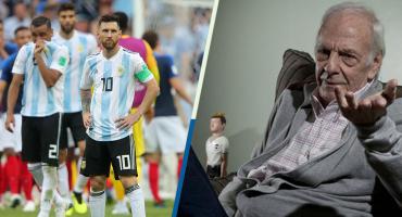 Lo de Argentina era la crónica de una muerte anunciada: Menotti