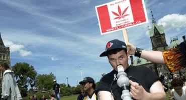 Canadá está lista para legalización de marihuana, pero sin comestibles