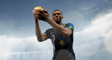 Mbappé se candidatea al Balón de Oro con 'CR7', Neymar, Varane y Modric