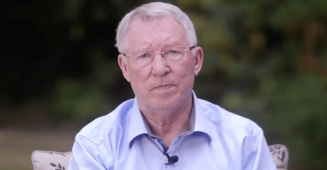 Alex Ferguson reaparece para agradecer a los médicos su recuperación